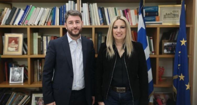 ΚΙΝ.ΑΛ.: Ο Νίκος Ανδρουλάκης θα είναι εκ νέου υποψήφιος στις ευρωεκλογές του Μαΐου