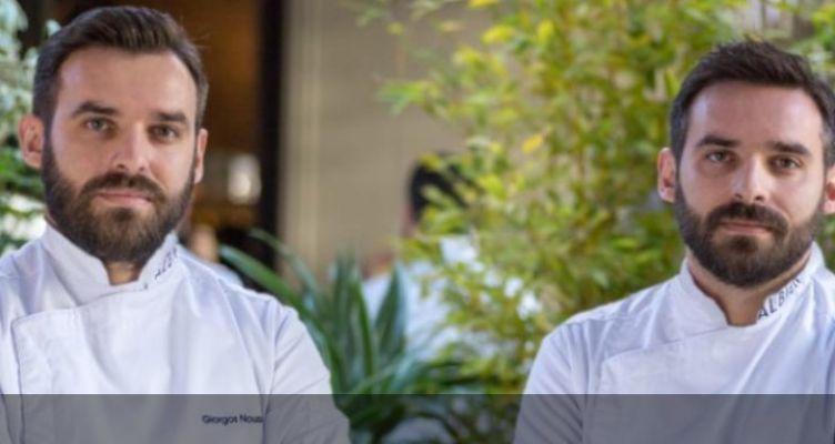 Οι δίδυμοι σεφ από το Μεσολόγγι που έχουν… διαφορά ηλικίας μόλις ένα λεπτό