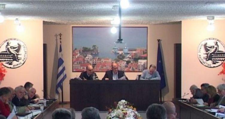 Επανάληψη ματαιωθείσας συνεδρίασης του Δημοτικού Συμβουλίου Δ. Ναυπακτίας