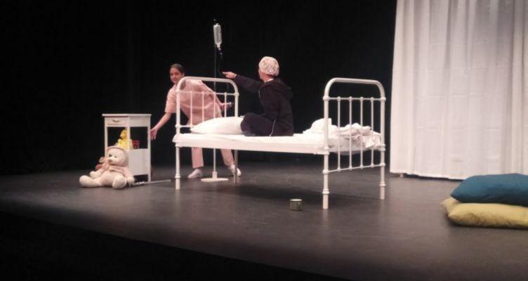 10οΜαθητικό Φεστιβάλ Θεάτρου Αιτ/νίας: Στο ΔΗ.ΠΕ.ΘΕ. Αγρινίου το «Αγαπητέ Θεέ…»