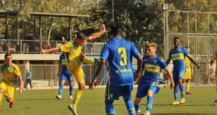SL-Παναιτωλικός: Βαριά ήττα με 4-0 για την Κ19 από τον Αστέρα