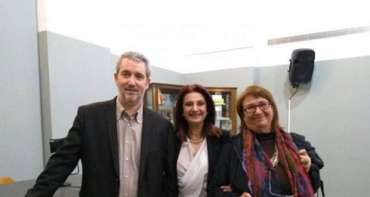 Αγρίνιο: Παρουσιάστηκε το βιβλίο του Κώστα Β. Κατσουλάρη «Στο στήθος μέσα χάλκινη καρδιά»