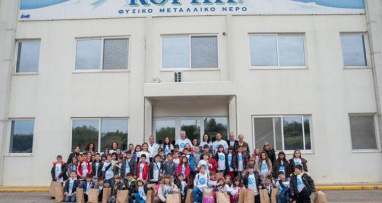 Μοναστηράκι Βόνιτσας: Το εργοστάσιο ΚΟΡΠΗ ανοίγει τις πόρτες του στην τοπική κοινότητα