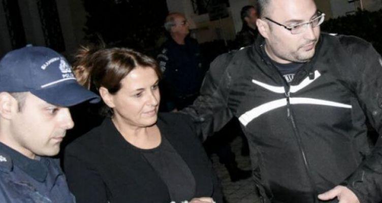Αποφυλακίζεται η σύζυγος του Γιάννου Παπαντωνίου, Σταυρούλα Κουράκου