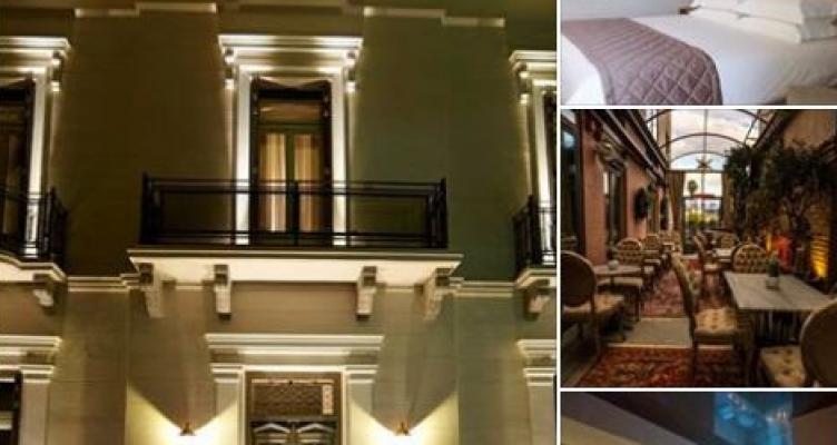 Αγρίνιο: To Marpessa ανάμεσα στα 16 Καλύτερα Boutique ξενοδοχεία της Ευρώπης!