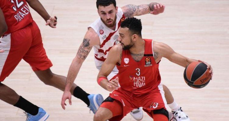 Euroleague Basketball: Ο Ολυμπιακός ηττήθηκε 66-57 από την Αρμάνι Μιλάνο