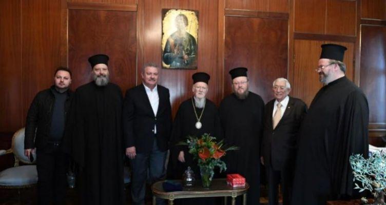 Μητροπολίτες πραγματοποίησαν επίσκεψη στην Έδρα του Οικουμενικού Πατριαρχείου