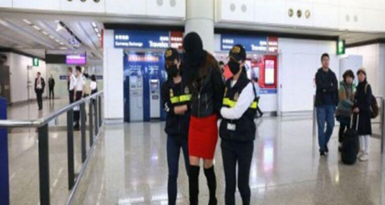 Ανατροπή! Αθώο το μοντέλο με την κοκαΐνη από δικαστήριο του Χονγκ Κονγκ!