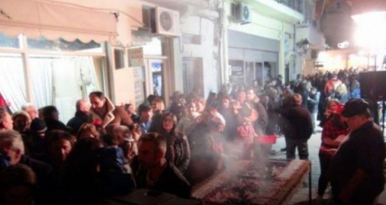 Ναύπακτος: Με «νταβάδες» στην οδό Μεζεδίων και Καρναβαλική παρέλαση