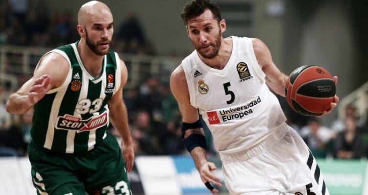 Euroleague Basketball: Το buzzer beater του Ρούντι, τιμώρησε τον Παναθηναϊκό!