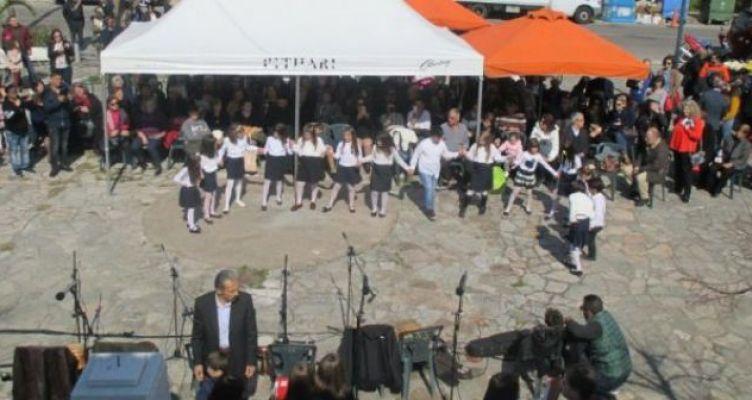 Με επιτυχία η 4η γιορτή Εσπεριδοειδών και Ελιάς στην Παντάνασσα (Φωτό)