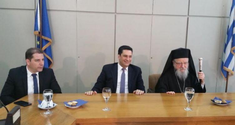 Δημαρχείο Αγρινίου: Δήλωση Γ. Παπαναστασίου για την Εθνική Επέτειο (Φωτό)