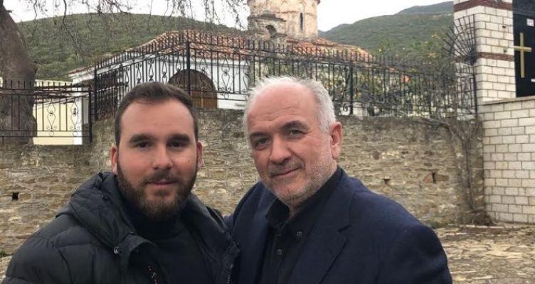 Μεσολόγγι: Ο Χρήστος Πασπαλιάρης στον συνδυασμό του Κώστα Λύρου