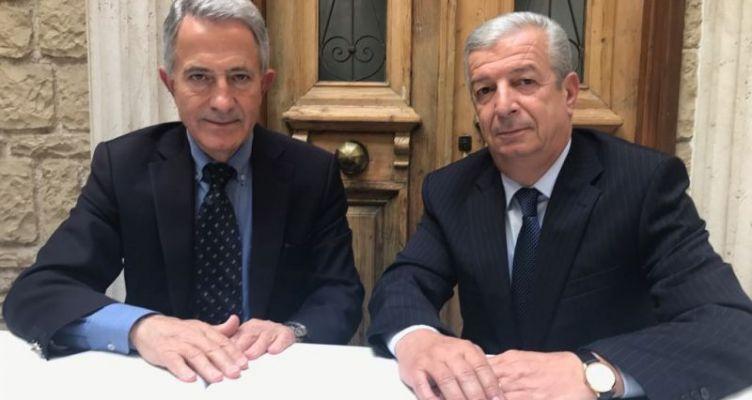 Υποψήφιος με τον Κ. Σπηλιόπουλο, ο αντιστράτηγος, εν αποστρατεία, Κ. Κυριακόπουλος