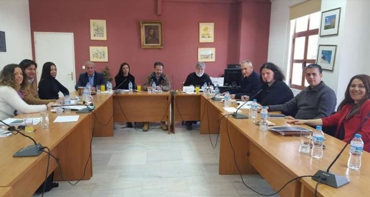 Θέρμο: Συνάντηση εργασίας για στρατηγική χωροταξική ανάπτυξη της περιοχής της λίμνης Τριχωνίδας
