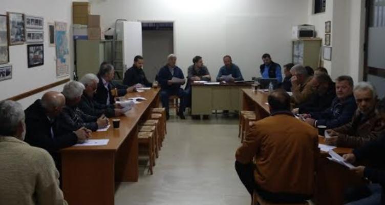 Αγρίνιο-«Ο ΘΑΛΗΣ»: Πραγματοποιήθηκε η 1η Τακτική γενική συνέλευση