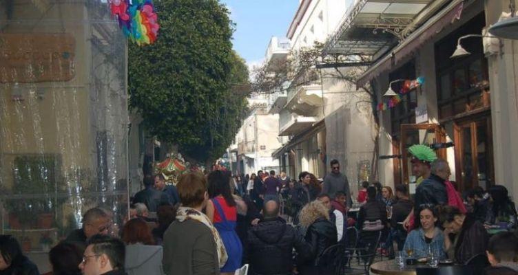 Ομάδα Διοργάνωσης του Μεσολογγίτικου Καρναβαλιού: Τσικνοπέμπτη στο Μεσολόγγι!