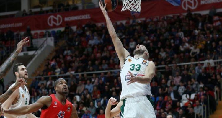 Euroleague Basketball: Το έκανε κι αυτό ο Παναθηναϊκός!
