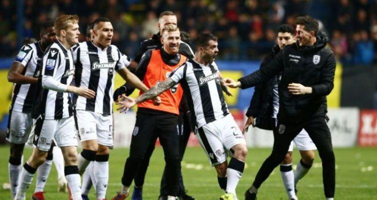 SL-25η αγωνιστική: Ανώτερος ο Π.Α.Ο.Κ. στο Αγρίνιο – Νίκησε με 2-1 τον Παναιτωλικό