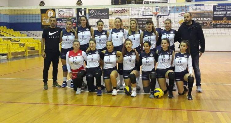 Βόλεϊ: Πρωτάθλημα και άνοδο για τα κορίτσια του Χαρίλαου Τρικούπη στη Β' Εθνική!