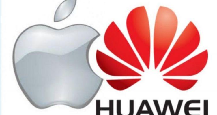 Πελάτη την Apple θέλει να πιάσει η Huawei!