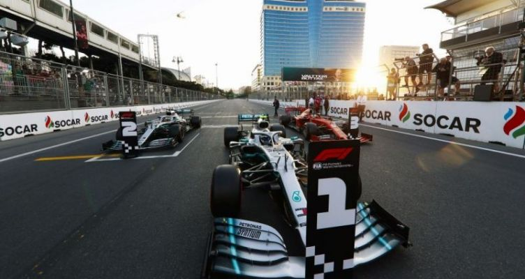 Formula 1 – GP Μπακού: Θρίαμβος για Μπότας και Mercedes
