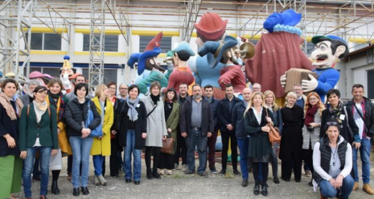 Creadis 3: Το Δημιουργικό Οικοσύστημα της Δ. Ελλάδας γνώρισαν εταίροι από πέντε χώρες
