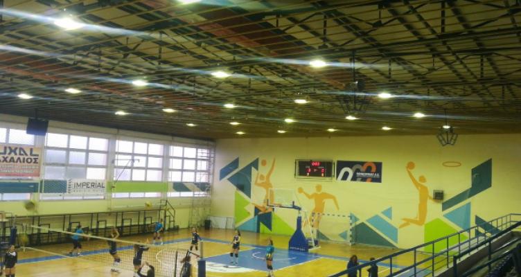 Χρηματοδότηση έργων ενεργειακής αναβάθμισης αθλητικών εγκαταστάσεων στην Αιτ/νία