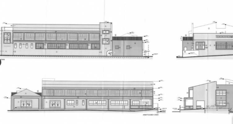 Δημοπρατείται σύντομα η κατασκευή του Δημοτικού Σχολείου Νέας Μανωλάδας