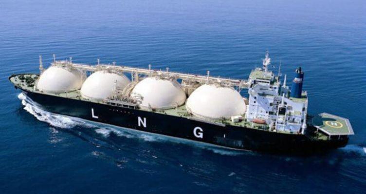 Η Ρωσία ξεπέρασε τις Η.Π.Α. σε εξαγωγές υγροποιημένου αερίου στην Ε.Ε.