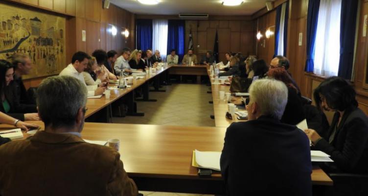 Σύσκεψη για ενδεχόμενο επιβολής δασμών από τις Η.Π.Α. σε ελληνικά αγροτικά προϊόντα