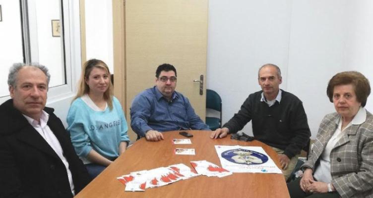 Το έργο του Ελληνικού Ερυθρού Σταυρού στηρίζει η Περιφέρεια Δυτικής Ελλάδας
