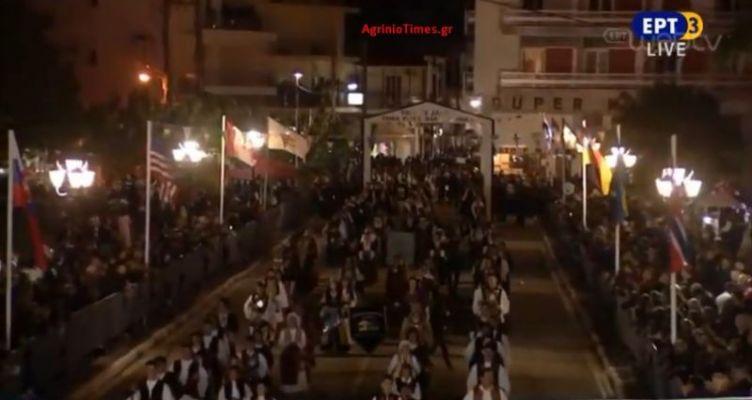 Μεσολόγγι: Παρακολουθείστε ζωντανά από την ΕΡΤ3 τη Νύχτα της Εξόδου
