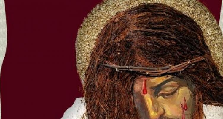 Έκθεση με διακοσμητικά μοτίβα Ιερών Επιταφίων στο Παπαστράτειο Μέγαρο Αγρινίου
