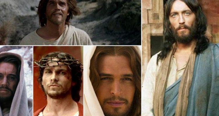 Οι «μορφές» του Ιησού Χριστού στο «πανί» και οι ηθοποιοί που τους υποδύθηκαν