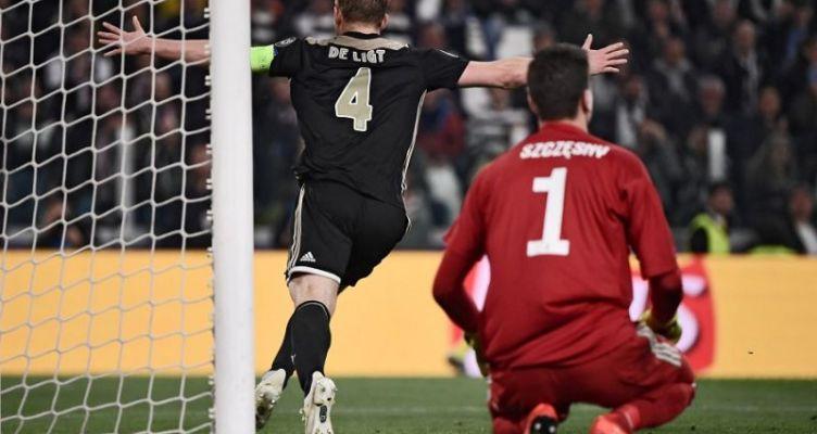 Champions League: Τέζαρε και την Γιουβέντους ο Άγιαξ! – Πρόκριση για την Μπαρτσελόνα