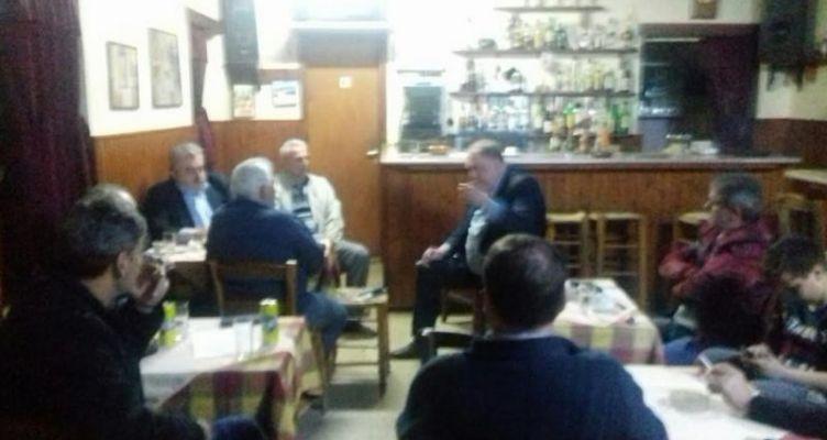 Συνάντηση πολιτών για κοινή κάθοδο στις εκλογές για το Κοινοτικό Συμβούλιο Καινούργιου