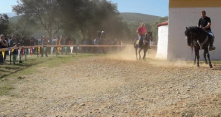 Βόνιτσα: Αναβίωσε το έθιμο με τους καβαλάρηδες στο εξωκλήσι του Αγ. Γεωργίου (Βίντεο – Φωτό)