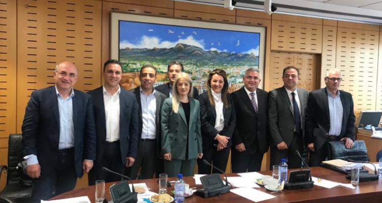 Επίσκεψη και ομιλία Δ. Κωνσταντόπουλου στη Κύπρο με την Επιτροπή Μορφωτικών Υποθέσεων