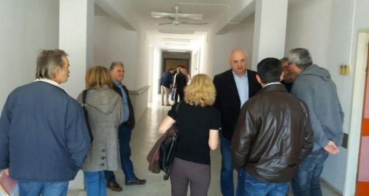 Περιοδεία πραγματοποίησε στον Αστακό κλιμάκιο της Λαϊκής Συσπείρωσης (Φωτό)