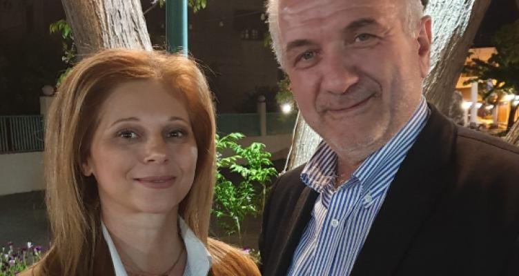 Μεσολόγγι: Η Παναγιώτα Μαζαράκη-Μεταξούλη στο ψηφοδέλτιο του Κώστα Λύρου