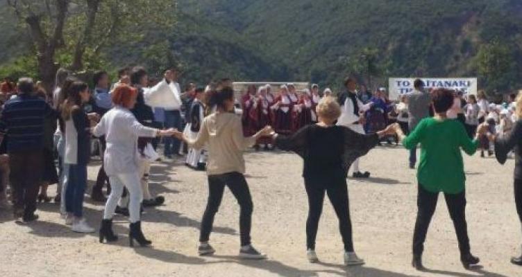 Ναυπακτία: Τη Δευτέρα του Πάσχα το παραδοσιακό γαϊτανάκι της Σκάλας