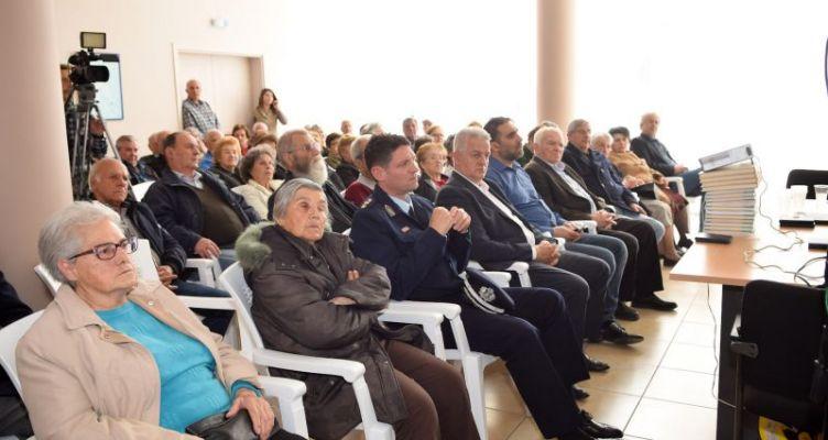 Ενημερωτικές εκδηλώσεις σε ΚΑΠΗ για την προστασία των πολιτών από τις απάτες