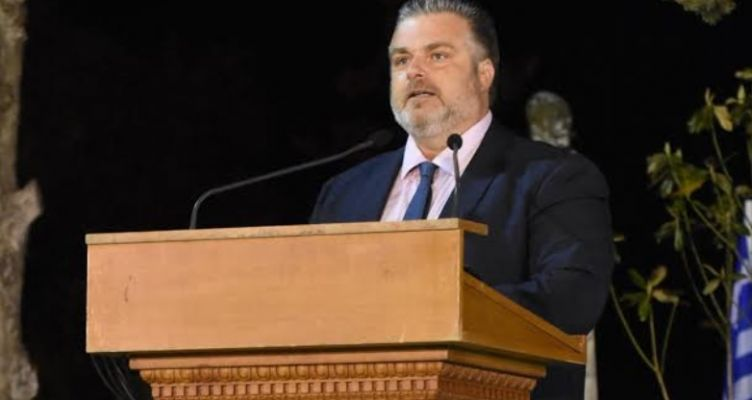 Ομιλία Δημάρχου Ι.Π. Μεσολογγίου Ν. Καραπάνου για τα 193 χρόνια από την Έξοδο