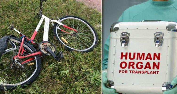 Πρέβεζα: Μεγαλείο ψυχής από τους γονείς του 13χρονου ποδηλάτη – Δώρισαν τα όργανα του