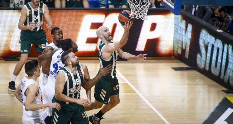 Euroleague Basketball: Ονειρικός Νικ Καλάθης οδήγησε τον Παναθηναϊκό!