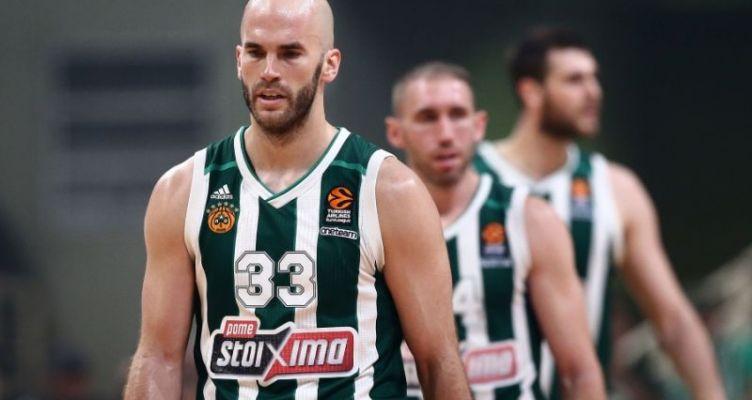 Euroleague Basketball: Το πάλεψε, αλλά δεν άντεξε ο Παναθηναϊκός