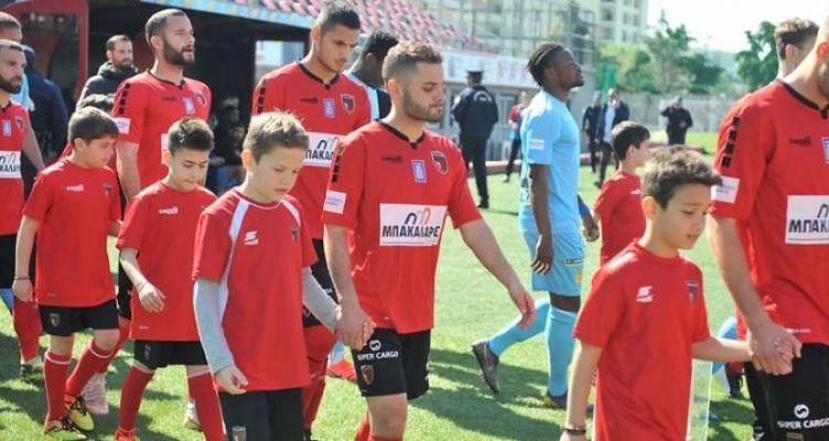 Football League: Η αποστολή της Παναχαϊκής για τον αγώνα με τον Βόλο