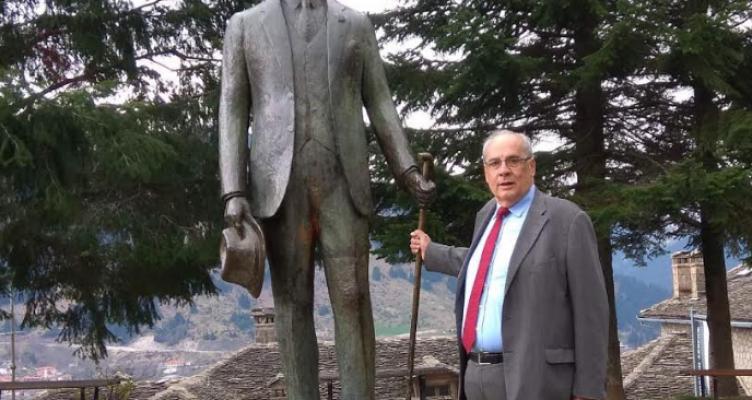 Ο Υπ. Ευρωβουλευτής της Ν.Δ. Βασίλης Μιχαλολιάκος για την περιοδεία στην Αιτ/νία