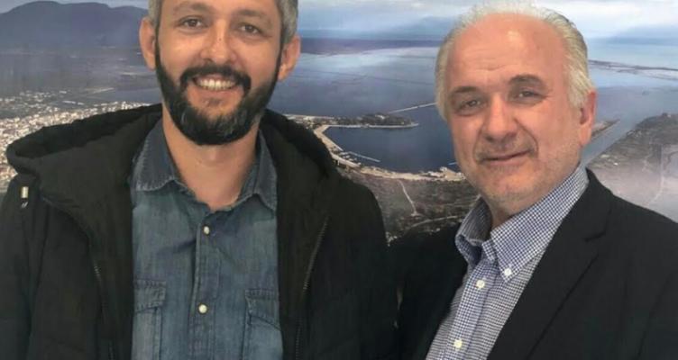 Μεσολόγγι: Ο Μιχάλης Πλαστήρας στο ψηφοδέλτιο του Κώστα Λύρου